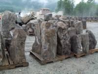 Catalog basalt gurglers for River rock columns